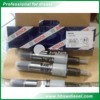 Quality Genuine BOSCH Common rail injector 0445120106 for DONGFENG Renault DCi11 Engine for sale