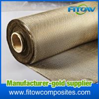 Buy cheap High quality insulation basalt fiber fabric/cloth for car body/tank/boat/dies reinforcement from wholesalers