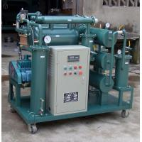 Quality ZJA Mini Used Oil Cleaning Machine,Transformer Oil Processing Decolorization quipment for sale