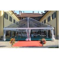 Buy 500 People Event Party Clear Span Structure Tent For Restaurant at wholesale prices