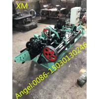Buy cheap Straight and Reverse Twisted Barbed Wire Machine with High Speed From XM from wholesalers