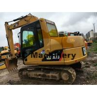 Buy cheap 0.3m³ Used 7 Ton Excavator For Sale, Small CAT 307D Excavators Original Color from wholesalers