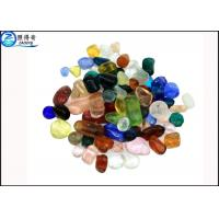 Quality Natural Crystal Colored Sand Fish Aquarium Gravel For Fish Tank Bottom Decoration for sale