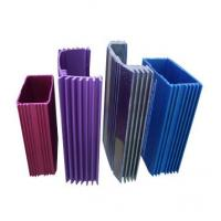 Quality Anodized 6063 Industrial Extruded Aluminium Profiles Electrical Cover for sale