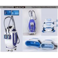 Quality Super two handpiece Slim Cryotherapy Cryo Cryolipolysis Body Slimming Machine For fat freezing for sale