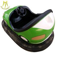 China Hansel amusement outdoor park bumper car remote control for adult on sale