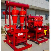 Quality Reliable quality hot sales drilling fluids solids control desander separator for sale for sale