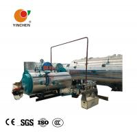 Quality Industrial 10 Ton Steam Boiler High Efficiency Natural Gas Boiler Low Power Consumption for sale