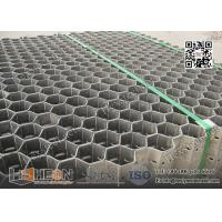 310S HEXAGONAL MESH GRID FOR REFRACTORY LINING