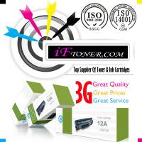 Quality Toner Cartridge Compatible with Samsung CLP-C300A (CLP-300) Cyan Laser Toner Cartridge for sale