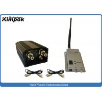 Buy 70km UAV Wireless Video Transmitter 1.2Ghz Analog Video Transmitter and Receiver at wholesale prices