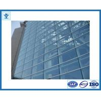 Buy cheap China manufacturer top quality new designed aluminum profile for curtain wall from wholesalers