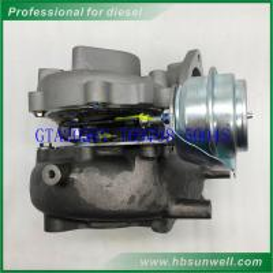 Quality QW25 D40 Engine Nissan Turbocharger Garrett GT2056V 769708 5004S Support for sale