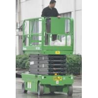 China Hydraulic Motor Drive Self Propelled Cherry Picker Electric Scissor Lift Access Platform for Aerial Work on sale