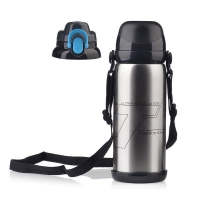 Quality 800ml Double Wall 27 Oz Thermos Vacuum Insulated Bottle for sale