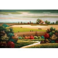 Quality frame painting landscape interior wall art for sale