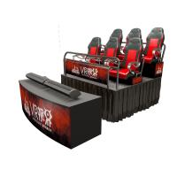 Quality Special Effects 7D 8D 9D 12D Cinema Theater / 5D Cinema Motion Chair for sale