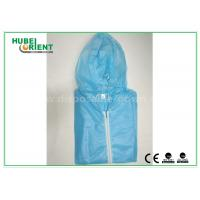Buy PP Medical Mens Insulated Coveralls / Custom Chemical Coverall Suit Eco - Friendly at wholesale prices