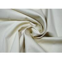 Quality Durable Herringbone Cotton Twill Fabric Anti - Static No Harmful Chemicals for sale