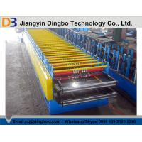 Quality Arch Roof Panel Roll Forming Machine Hydraulic Bending Machine thickness 0.3-1.0 mm for sale
