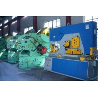 Buy 60 tons universal ironworker, universal ironworker, Q35Y Series at wholesale prices