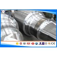 Quality AISI8260 / 21NiCrMo2 / DIN1.6523 Forged Steel Shaft For Mechnical OD 80-1200 Mm for sale