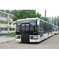 Buy cheap 110 Passenger Aero Bus Xinfa Airport Equipment With Aluminum Apron from wholesalers