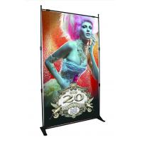 Quality Step Repeat Backdrop Adjustable Banner Stands Display System Telescopic Wall for sale