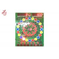 110V 220V Luxury Coin Gambling Machine With Cabinet Keys Music Customzied