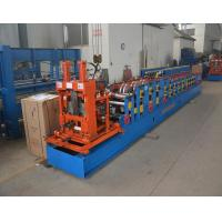 Quality Automatic Hydraulic Galvanized C Post Roll Forming Machine 1.5-3mm Thickness for sale
