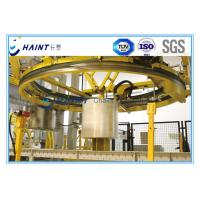 Quality Nonwoven Roll Handling Solutions With Conveying / Wrapping Large Scale for sale