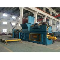 Quality HPA100B Hydraulic Drive Plastic Baling Machine Automatic 55 kW for sale
