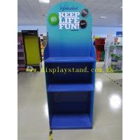 Quality Accept Custom Order And Embossing , Matt Lamination , UV Coating , Handling Display Stand for sale