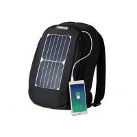 Buy Portable Fast Charging Solar Hiking Backpack With Removable Solar Panels at wholesale prices