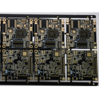 Quality Amplifier Device 1.35mm High Frequency PCB Immersion Gold Surface Finish for sale