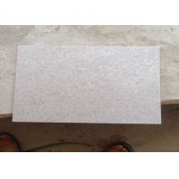 Buy Pearl White Granite Stone Tiles Slabs For Living Room Decoration 2.8kg/Cm3 at wholesale prices
