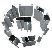 Quality Hollow Single-Glass Aluminum Window Extrusion Profiles With Fluorocarbon Powder Spray Coating for sale