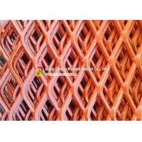 Buy cheap Highway Guardrail Expanding Mesh Sheets , Sports Venues Expanded Wire Mesh Fence from wholesalers