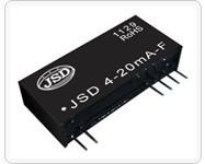 0-75mV/0-100mV|0-5V|0-10V Analog small signal isolation amplifier