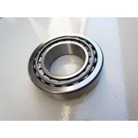 Quality High Working Speed Single Row Tapered Roller Bearings Open Seal With Steel Cages for sale