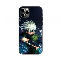 Quality Custom Lenticular Cell Phone Case With Anime Naruto One Piece Images Flip Cell Phone Cover for sale