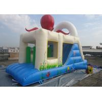 Quality 7m x 3m Inflatable Jumping Castle With Slides Up And Down / Inflatable bouncer For Kids for sale