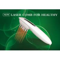Quality Beauty Salon Equipment  Laser Comb LLLT 15 Diode Lasers For Hair Care Hair Loss for sale