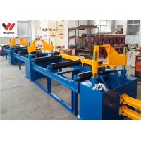 Quality Multifunctional Steel Welding Straightening Automatic Combined H beam Machine for sale