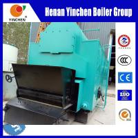 Quality Automatic Stoker Coal Fired Steam Boiler 1-20 Ton DZL With Coal Feeding for sale
