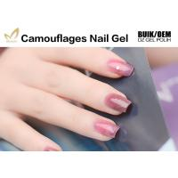 Quality Home Use Natural Nails Gel Uv Gel Nail Extensions No Grinding No Filing for sale