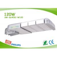 Quality High Lumen IP 65 Brightness Led Roadway Lighting CE / ROHS Certificate for sale