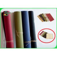 Quality Colorful Kraft Liner Paper 0.55mm Thickness For Bags / Gift Packaging for sale
