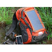 Buy Men 25L Fashion Solar Cell Backpack Nylon Inside Material Anti Theft Multifunction at wholesale prices