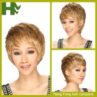Quality Natural Looking Synthetic Wigs for sale